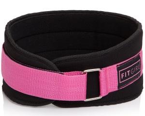 fitgirl pink belt