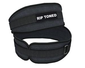 rip toned female crossfit belt