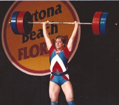 karyn marshall weightlifter