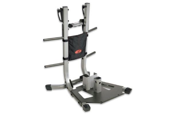 Bowflex Accessory Rack