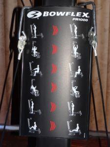 Bowflex PR1000 Exercises