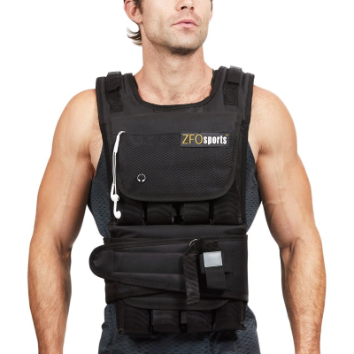 zfo sports running weight vest