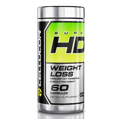 Cellucor SuperHD weight loss supplement