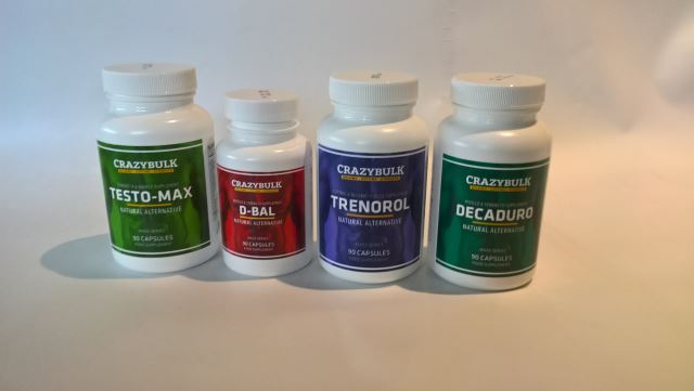 crazy bulk supplements review