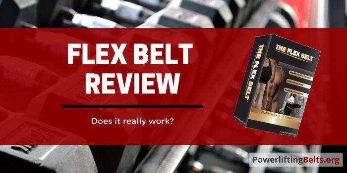 Flex Belt Review