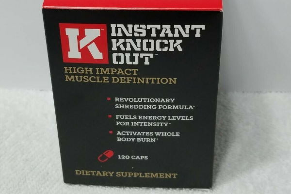 Instant Knockout box
