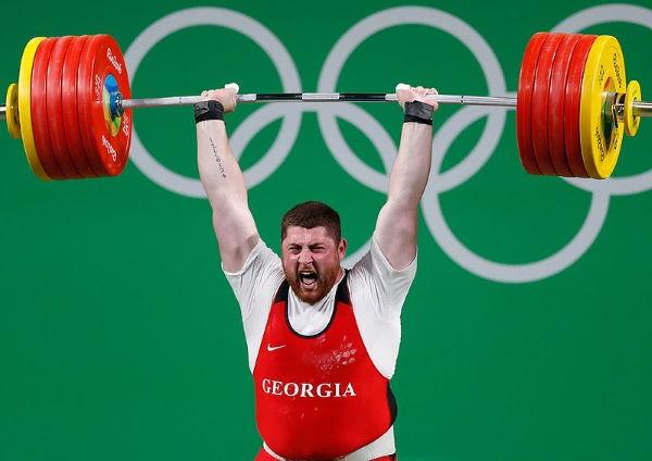 lasha talakhadze weightlifter