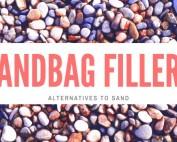 sandbag filler ideas