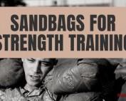 sandbags for strength training