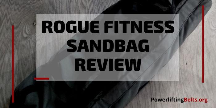Rogue Sandbag Review