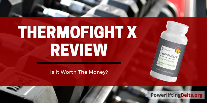 It Works Thermofight X Review