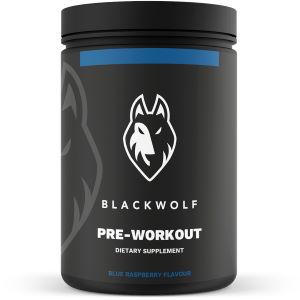 Blackwolf blue raspberry