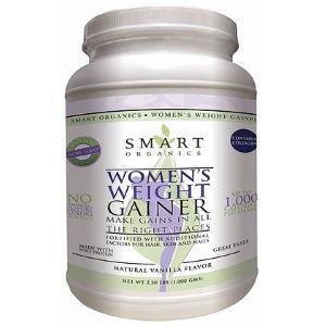 Smart Organics Womens Weight Gainer