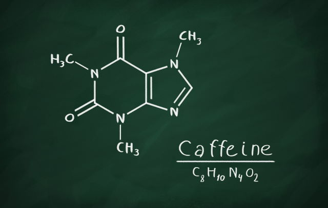 caffeine formula